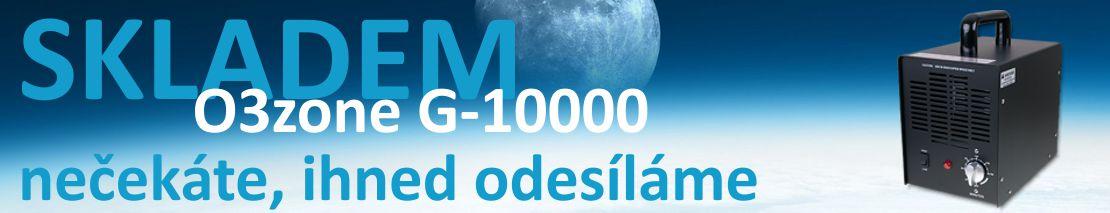 Generátor ozonu O3zone G-10000 skladem