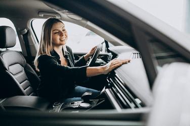 Dezinfekce auta a klimatizace ozonem