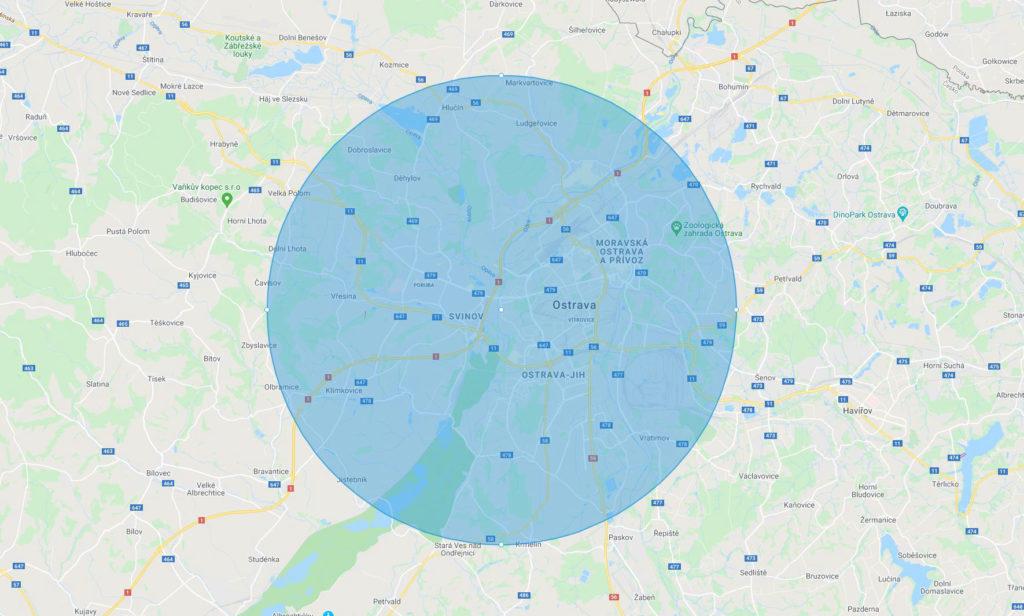Dezinfekce ozonem Ostrava