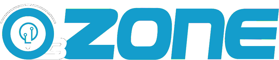 Logo O3zone Ostrava